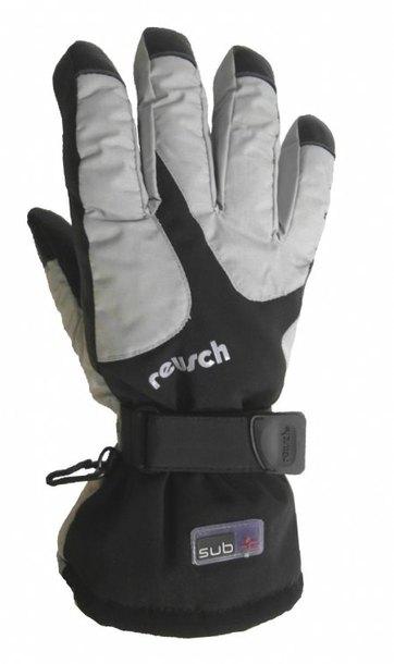 rękawice narciarskie Reusch Technotronic Triple System szar (1)