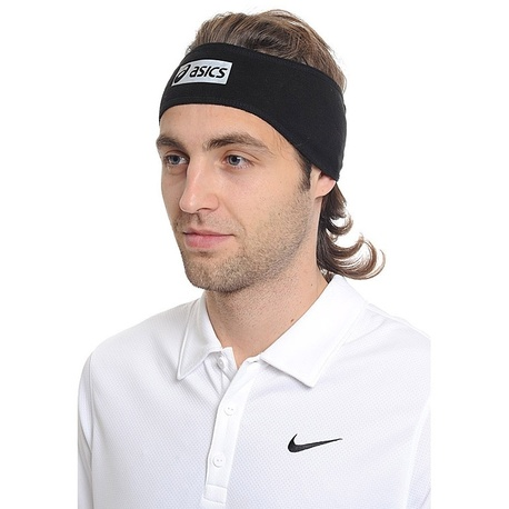 Opaska do biegania ASICS Headband 692511 - 58 cm (1)
