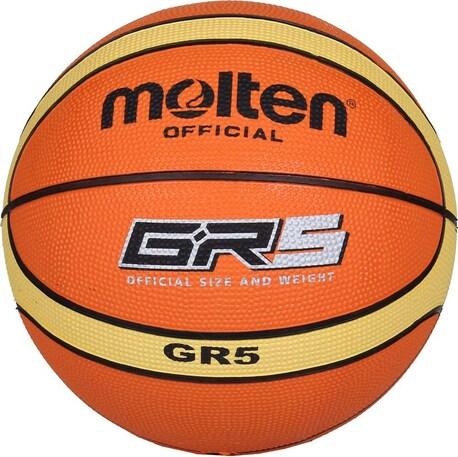 Piłka do koszykówki Molten GR5 (1)