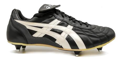 Buty do piłki nożnej ASICS Motivation ST Black (1)