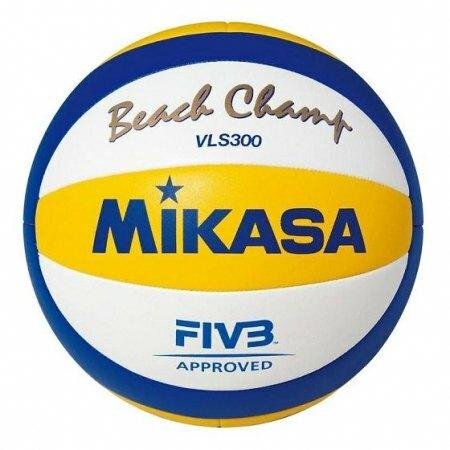 Piłka do siatkówki plażowej Mikasa VLS 300 Beach Champ (1)