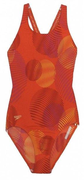 kostium kąpielowy Speedo Fracture Splashback cz (1)
