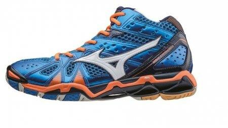 Buty do siatkówki Mizuno Tornado 9 MID (1)
