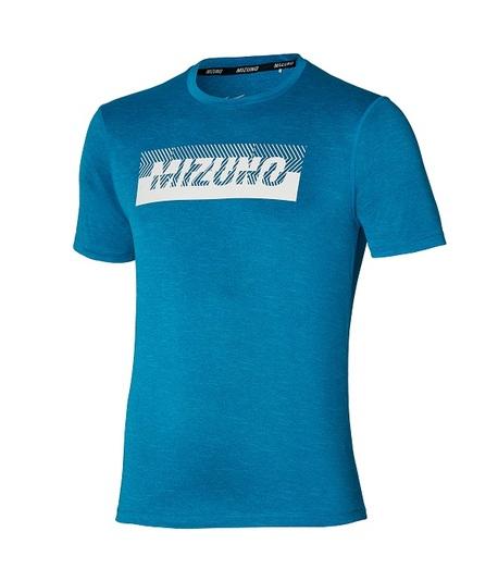 Koszulka Mizuno Core Graphic Tee | J2GA113624 (1)