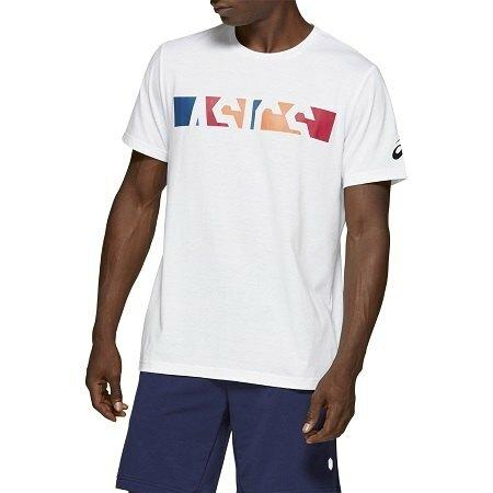 koszulka Asics GPX SS T 3 biała | 2031B034-100 (1)