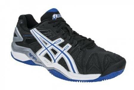 buty tenisowe Asics Resolution 5 Clay (1)