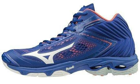 Buty do siatkówki Mizuno Wave Lightning Z5 MID | V1GA190500 (1)
