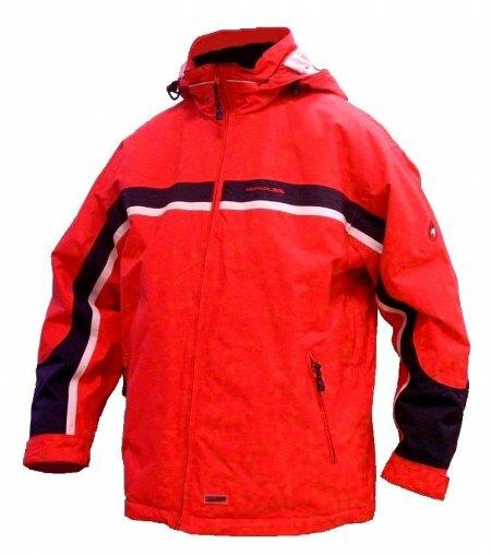 kurtka Trespass Catcher czerwona (1)