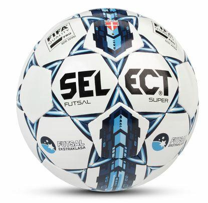 piłka nożna oficjalna Select Futsal Ekstraklasa FIFA (1)
