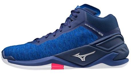 Buty do piłki ręcznej Mizuno Stealth NEO MID | X1GA200520 (1)