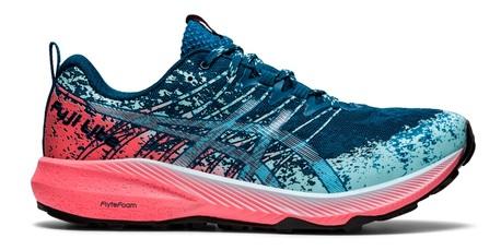 Buty do biegania damskie ASICS Fuji Lite 2 | 1012B066-400 (1)