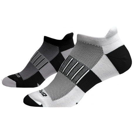 skarpety Brooks Ghost Midweight Socks - 2 pary (1)
