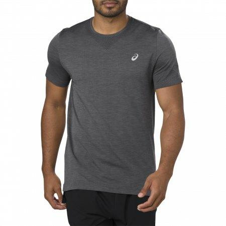 koszulka Asics Seamless SS szara   2011A287-0773 (1)