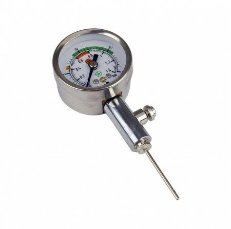 Ciśnieniomierz do piłek Meteor (1)