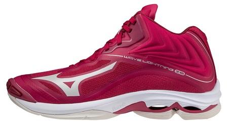Buty do siatkówki damskie Mizuno Wave Lightning Z6 MID | V1GC200564 (1)
