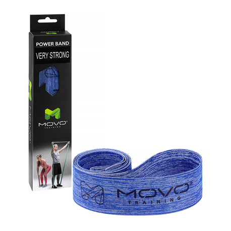 Power band MOVO VERY STRONG - guma oporowa (1)