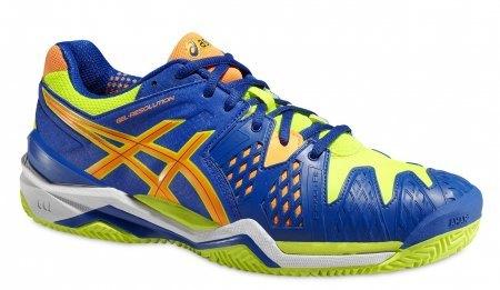 buty tenisowe Asics Resolution 6 Clay (1)