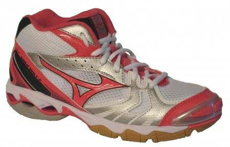 Buty do siatkówki damskie Mizuno Bolt 2 MID  (1)