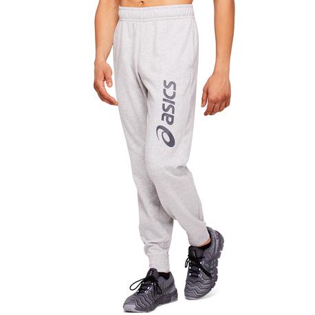 spodnie ASICS Big logo sweat pant męskie 2031A977-021 (1)