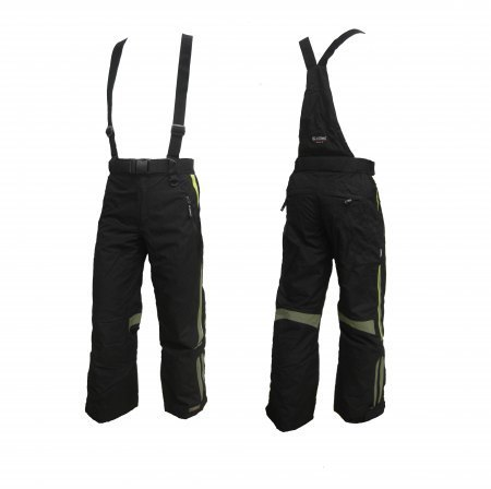 spodnie Killtec Gandor (z zieloną wstawką) (1)