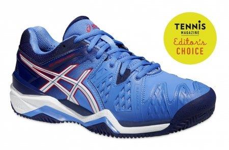 buty tenisowe damskie Asics GEL-Resolution 6 CLAY  (1)