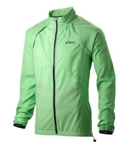 kurtka Asics Convertible Jacket zielona | 110514-0498 (1)
