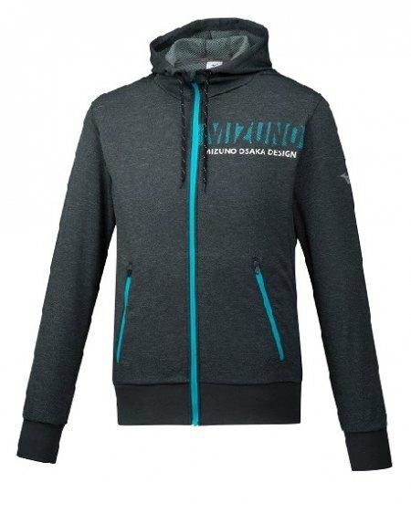 Bluza Mizuno Heritage Zip Hoody | K2GC900109 (1)