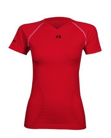 koszulka Newline damska czerwona | 33820 (1)