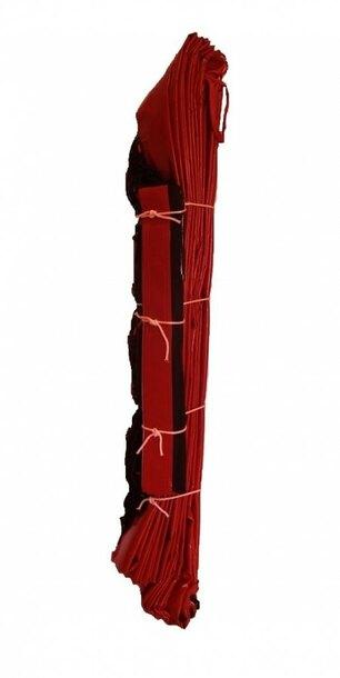 siatka do siatkówki plażowej z antenkami i usztywnieniem bocznym (1)
