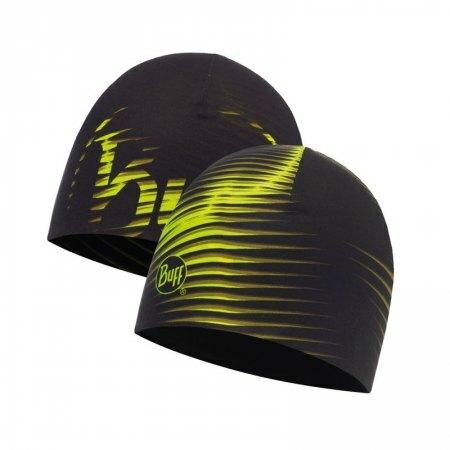 Czapka Buff z mikriofibry Hat Opitcal Yellow Fluor (1)