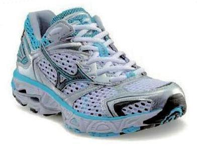 Buty do biegania Mizuno Inspire 7 damski (1)