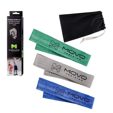 Gumy oporowe Movo - Power Band Set PLUS (1)