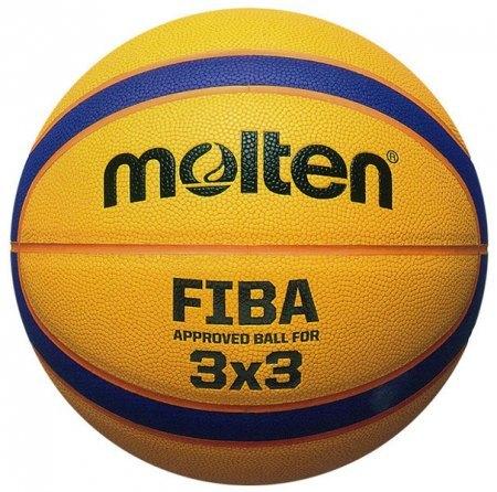 Piłka do koszykówki 3x3 Molten B33T5000 (1)
