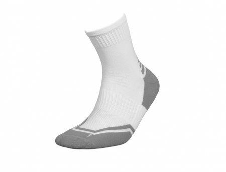 skarpety Runner Deodorant Silver biało-szare (1)