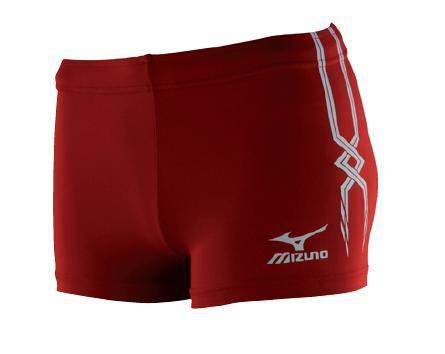 spodenki Mizuno Premium Women's Tight czer (1)