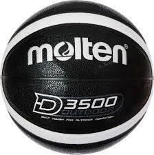 Piłka do koszykówki Molten B6D3500-KS (1)