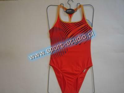 kostium kąpielowy Speedo Schemat czer (1)