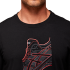 Koszulka Asics RUNNING GRAPHIC Tee   2031B353-001 (3)