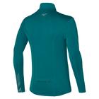 Bluza Mizuno WarmaLite HZ zielona | J2GC151138 (2)