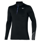 Bluza Mizuno WarmaLite HZ czarna   J2GC151109 (1)