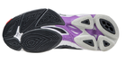 Buty do siatkówki damskie Mizuno Wave Lightning Z6 MID | V1GC200566 (2)