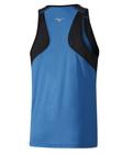 koszulka Mizuno Alpha Vent Signet niebieska | J2GA801223 (2)